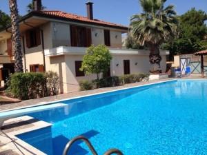 La sede Odg Sicilia nella villa confiscata a Riina