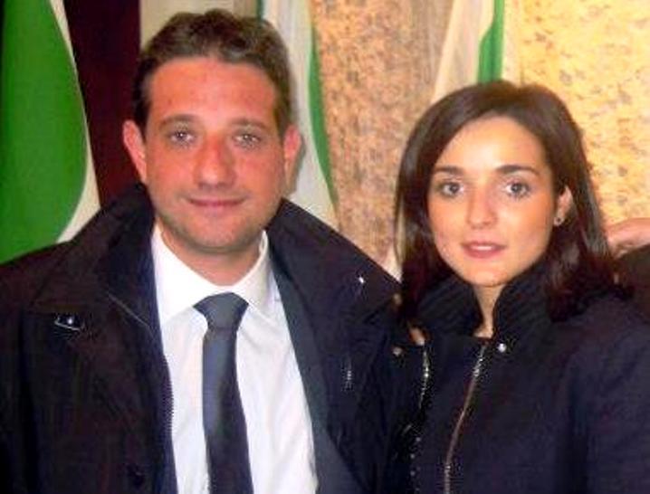 I parlamentari Pd Tonino Moscatt e Magda Gulotta