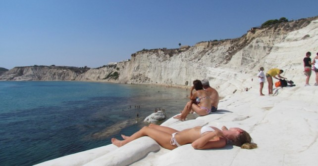 turismo, scala dei turchi
