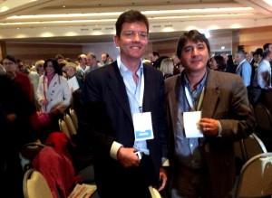 Marco Zambuto e Peppe Zambito