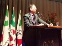 Marco Zambuto, presidente assemblea Pd Sicilia