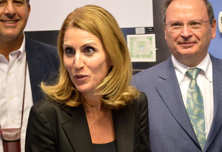 Lucia Borsellino, assessore regionale alla Salute