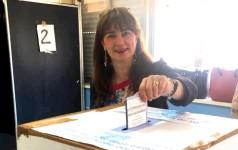 Ida Carmina, candidata a sindaco del M5s a Porto Empedocle