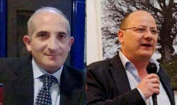 Salvatore Marrone e  Milko Cinà