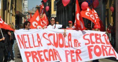 Scuola, sindacati: a Palermo protesta a oltranza dei precari