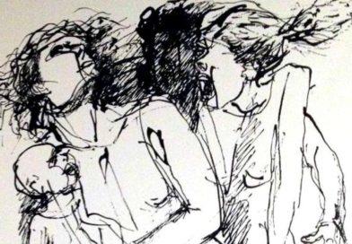 """""""I disegni del terremoto del Belice"""" di Totò Bonanno in mostra a Palermo"""