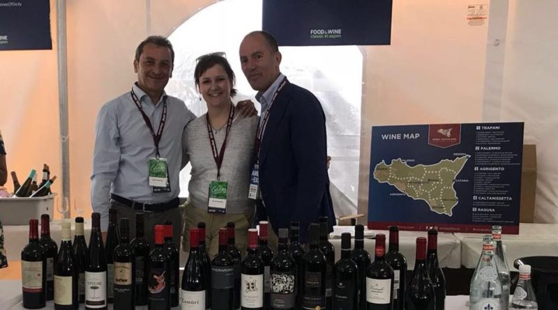 Vino, Consorzio Doc Sicilia a Aspen per Food&Wine classic