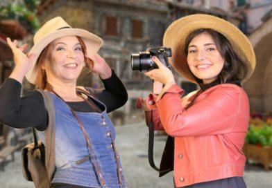 """""""In viaggio con mia figlia"""", le bellezze di Agrigento su Rete 4"""