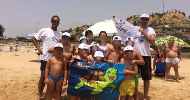 Ambiente, successo per le attività del Tartaworld sulle spiagge dell'Agrigentino