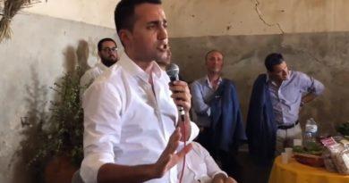 """Agroalimentare, Di Maio in Sicilia: """"Proteggere i nostri prodotti, nessuna tolleranza per trattati che distruggono comparto"""""""