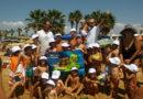 Ambiente, concluso il programma Tartaworld sulle spiagge agrigentine