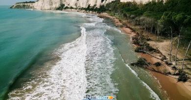 """Erosione costiera, appello di Mareamico: """"Salviamo Eraclea Minoa""""   VIDEO"""