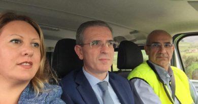 """Infrastrutture, Savarino: """"Le Ss Palermo-Agrigento-Caltanissetta non resteranno incompiute"""""""