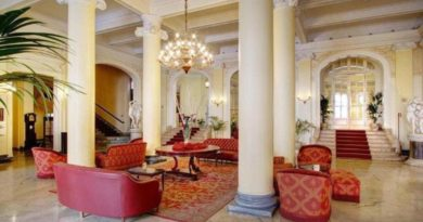 Hotel des palmes ristruttura e licenzia, albergo storico di Palermo sarà trasformato in 5 stelle lusso