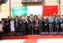25 Aprile a Campobello di Licata, prefetto dona copia della Costituzione a studenti
