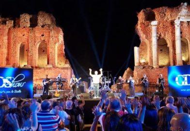 GDShow Taormina 2019, sold out al Teatro Antico alla serata di beneficenza per l'Airc