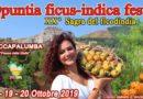 Al via l'Opuntia Ficus-indica Fest: un'esplosione di gusto con il ficodindia di Roccapalumba