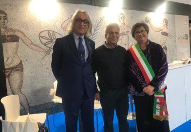 Sindaco di Naro a Paestum per la Borsa Mediterranea del turismo archeologico