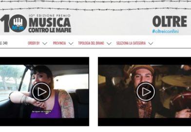 """Premio """"Musica contro le mafie"""", testa a testa tra Sicilia e Sardegna nel voto online"""