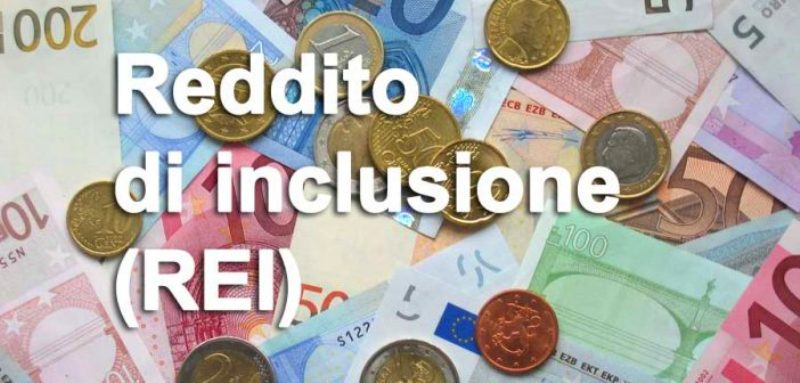 Reddito di inclusione 2018 presentazione domande nei for Requisiti carta di soggiorno 2017