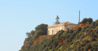 Prorogato bando per concessione 8 fari, c'è anche il faro di Capo Rossello a Realmonte