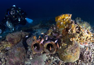 Archeologia, rilievi su relitto nave romana a Ustica