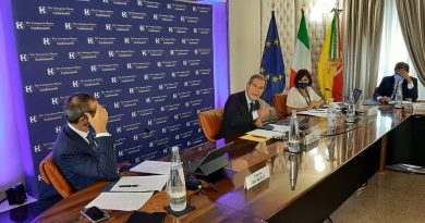 """Nasce l'Act Tank Sicilia, Musumeci: """"Sviluppo solo con infrastrutture strategiche"""""""